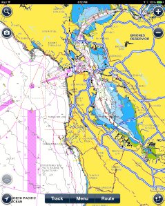 Electronic Navigational Chart